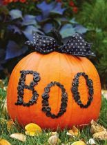 7 Easy Tricks for Beautiful Halloween Pumpkins  Pin Now--Use Later!