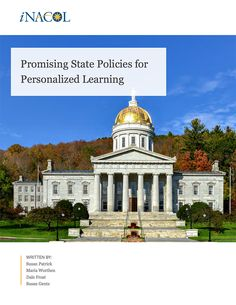 These promising policies for personalized learning inform and empower the field to create supportive policy environments to enable personalized learning. Blended Learning, Learning Environments, Fields, Taj Mahal, University, Create, News, Building, Travel