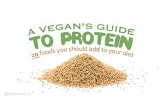 As a vegan or vegetarian, you might find it difficult to eat enough food to meet your daily protein requirements.