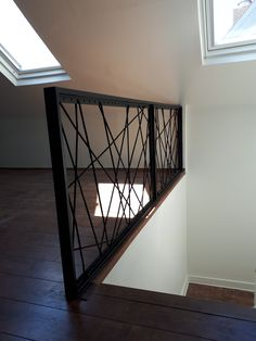 Weird Furniture, Laser Cut Aluminum, Stairway To Heaven, Stairways, Entryway Tables, Home Decor, House Siding, Beds, House Stairs