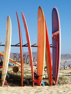 """Long boards and big waves... I must add """"learn to surf"""" to my summer bucket list #avosfromperu"""