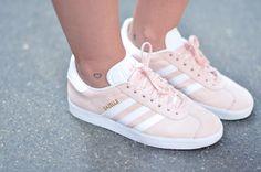 Adidas Gazelle blush pink                                                                                                                                                                                 Mais