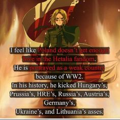Poland kicked Russia's ass. Yup so true! We were also at one point Europe's greatest superpower!