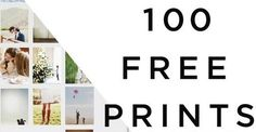 """sales-aholic: """" Shutterfly is offering 101 FREE 4x6 or 4x4 Photo Prints! Just use the promo code:  101FREE. Then all you have to do is pay for shipping, handling, and taxes. Shipping is $7.99 for 101 prints, but it's only $5.99 for 99 prints. So I'd..."""