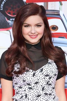 Ariel Winter: See Her Complete Beauty Evolution Cute Beauty, Beauty Full Girl, Beauty Women, Ariel Winter Hot, Arial Winter, Winter Beauty, Brunette Beauty, Victoria Justice, Teen Vogue