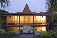 Joglo in Bali