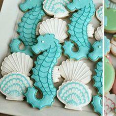 Baking Decorating Ocean Sea Horse Biscuit Mold Cookie Cutter en acier inoxydable