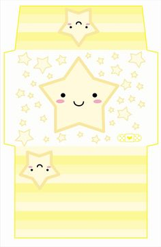Little Star envelope by ~NATHA-LUNA on deviantART
