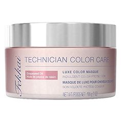 Fekkai Salon Technician Color Care Hair Mask, 7 Oz -- Learn more by visiting the image link. (This is an affiliate link) Best Hair Mask, Best Masks, Hair Scalp, Hair Shampoo, Hair Care Routine, Hair Care Tips, Dull Hair, Vitis Vinifera, Brittle Hair