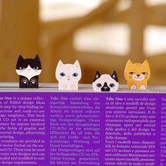 kitty-it flag post-it