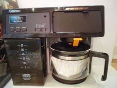 Amazing VTG 1985 Norelco Under Cabinet Mount Coffee Maker 6 Cup Digital Timer UC6000