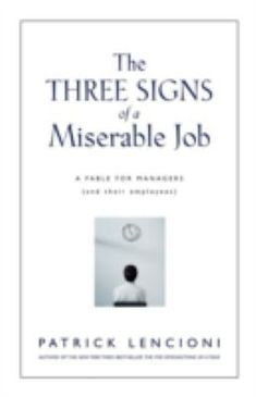 A bestselling author and business guru tells how to improve your job satisfaction and performance. In his sixth fable, bestselling author Patrick Lencioni takes Mid Continent, Job Satisfaction, Open Library, Quick Reads, Employee Engagement, Work Humor, Bestselling Author, Books To Read, Improve Yourself