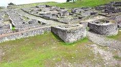 Castro de San Cibrao de Las (Orense)