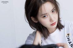 Kpop Short Hair, Im Yoon Ah, Shot Hair Styles, Yoona Snsd, Harpers Bazaar, Korean Beauty, Girls Generation, Kpop Girls, Korean Girl