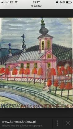 Nikifor- true artist Naive Art, Paintings, Artist, Image, Primitive, Paint, Painting Art, Artists, Painting