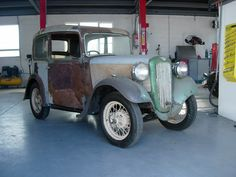 Austin 7 Antique Cars, Antiques, Vehicles, Projects, Vintage Cars, Antiquities, Log Projects, Antique, Blue Prints