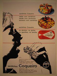 Sardinhas Coqueiro - 1958.