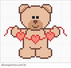This Pin was discovered by Luc Cross Stitch Boards, Simple Cross Stitch, Cross Stitch Baby, Pixel Crochet Blanket, Tapestry Crochet, Cross Stitch Designs, Cross Stitch Patterns, Cross Stitching, Cross Stitch Embroidery