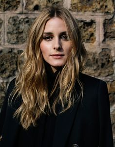 Beauty How-To: Shiny Sexy Waves | OLIVIA PALERMO | Bloglovin'