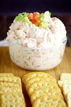 Easy BLT Dip recipe.