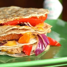 Spicy Quesadillas recipe from All She Cooks delivers a corn tortilla twist with spicy flare, emphasizing fresh veggie flavor and colorful presentation.