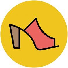 Heel Web Icon Simple Design - Stock Vector , #sponsored, #Icon, #Web, #Heel, #Simple #AD Handwritten Script Font, Free Vector Images, Simple Designs, Heel, Illustration, Simple Drawings, Paragraph, Illustrations