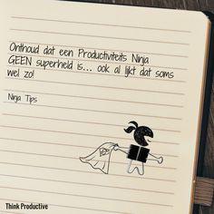 #productiviteitsninja