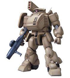 Armored Trooper Votoms-B ATM-03 Fatty Ground Custom 1/20 Scale.