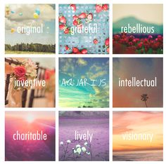 Original, intellectual, rebellious Aquarius
