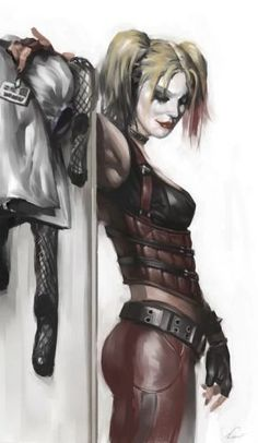 Concept Art: Batman Arkham City Community