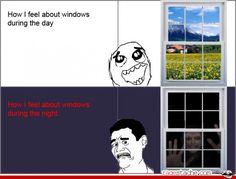 How i feel about windows