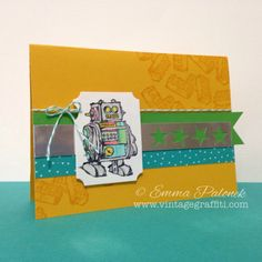 vintage graffiti | Vintage Graffiti | Emma Palonek – Independent Stampin' Up! Demonstrator