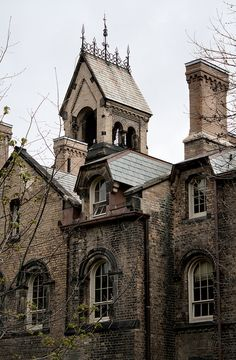 University of Toronto, University College by Billy Wilson Photography, via Flickr :)