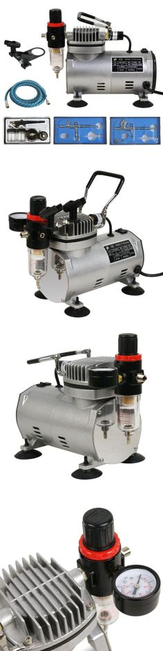 Sparmax Dual Head Airbrush Tool Multifunctional Tool for Airbrush