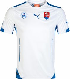 Slovakia 2014 Home and Away Kits Released - Footy Headlines