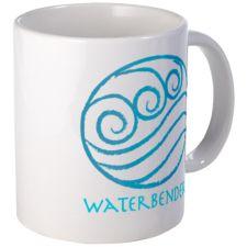 Waterbender Mug Epic!
