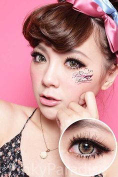 Mar this pin was discovered by brooke d& How To Make Breakfast, Breakfast For Kids, Gyaru Makeup, Cosplay Contacts, Circle Lenses, Color Lenses, Flirting Tips For Girls, Flirt Tips, Happy Wife