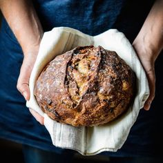 MADE LOCALLY IN CONCORD, MASSACHUSETTS Includes 2 loaves. Studded with treats: pecans, cranberries, apricots, figs, and candied ginger. Ingredients: Unbleached unbromated wheat flour, filtered water,