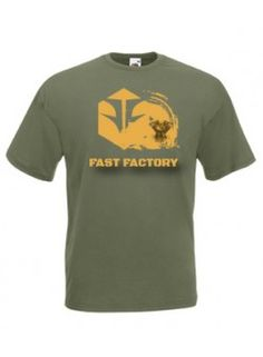 Tricou Fast Factory Series One Mens Tops, T Shirt, Clothes, Fashion, Moda, Tee, Clothing, Kleding, Fasion