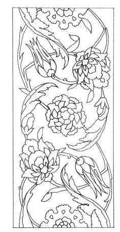 Wonderful for stamp and die cut set Islamic Motifs, Islamic Art Pattern, Pattern Art, Arabic Pattern, Pattern Design, Hand Embroidery Designs, Embroidery Patterns, Cross Stitch Patterns, Turkish Pattern