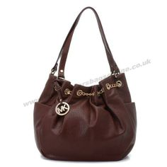 Michael Kors Tote Leather Brown