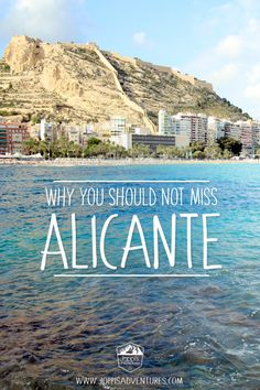 Travel Guide To Alicante, Spain