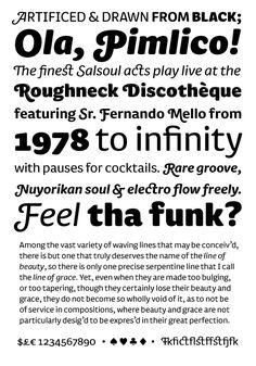 FS Pimlico | Typeface Review | Typographica