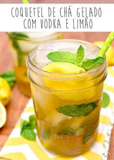 Coquetel-de-chá-gelado-com-vodka-e-limão