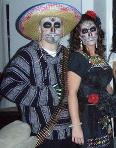 Dia de los Muertos / Day of the Dead sugar skulls