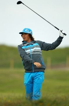 Rickie Fowler - 140th Open Championship - Previews