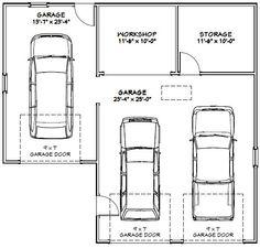 Pole barn kit garage plans barn and garage design for Kit da garage 20x20