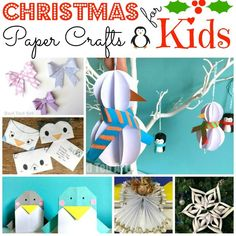 DIY Christmas Pop Up Card - a super cute and easy paper fan Christmas Tree Pop Up Card. Love how easy and yet effective this DIY Pop Up Cards are