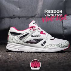 #reebok #ventilator #vintage #sneakerbaas #baasbovenbaas  Reebok Ventilator Vintage - Available online, Priced at € 109,95  For more info about your order please send an e-mail to  webshop #sneakerbaas.com!