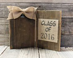 rustic country graduation party decor . class of by MontanaSnow